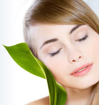 linea viso Edelweiss prodotti naturali ed ecologici