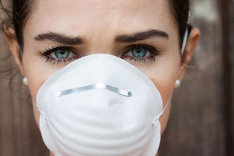 smog pelle viso
